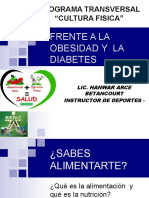 1. OBESIDAD Y DIABETES - SENA  2020
