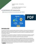 La Información y la Comunicación - Monografias.com