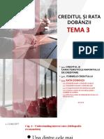 7. CURS 6- CREDITUL SI RATA DOBANZII (2).pptx