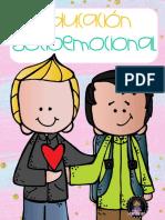 Cuaderno Socioemocional por Materiales Educativos Maestras