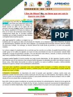 EFEMERIS DOS DE MAYO