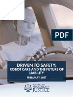 Driven to Safety 2017 Online