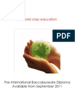 IB Parent Student Booklet