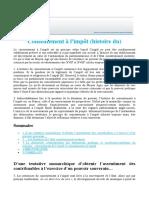 BIN Consentement à l Impôt SFFP 2010