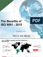 Benefits of ISO 9001_2015