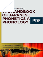 2- Handbook Of Japanese Phonetics And Phonology.epub