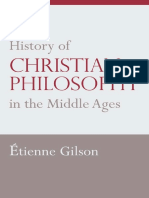Etienne Gilson - History of Christian Philosophy in the Middle Ages (2019, Catholic University of America Press) - libgen.lc (1)