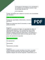 PARCIAL FINAL SEMANA 8 PSICOLOGÍA EDUCATIVA