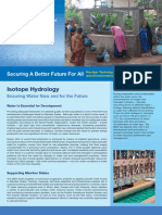 NA-Factsheets_Isotope Hydrology