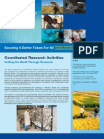 NA-Factsheets_Coordinated Research Activities