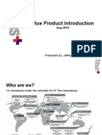 Titus Product Training 2019