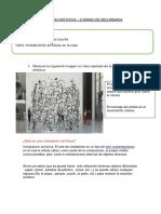ARTE  INSTALACION ARTISTICA 2 GRADO.pdf