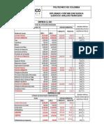 Ejemplo Anàlisis Financiero
