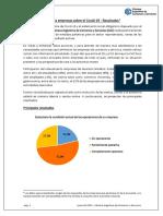 Resultados Encuesta Empresas