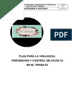01. PLAN PARA LA VIGILANCIA - PASTELERIA D ANTOJOS GOURMET.docx