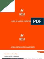 CURSO NOVIEMBRE- PRESENTACIÓN DE GENERACION DE CLAVES Y USO DE PLATAFORM...