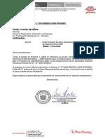 OFICIO MÚLTIPLE N° 013-2020 LAMB