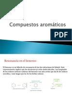 aromaticidad