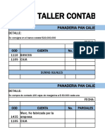 TALLER ANALIZANDO CUENTA T