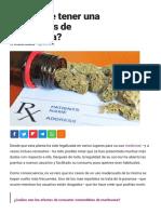¿Se puede tener una sobredosis de marihuana_175637