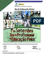 APOSTILAS DE EDUCAÇÃO FISICA 2018