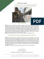 La Informalidad Urbana y los Procesos de Mejoramiento Barrial