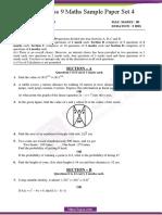 CBSE-Sample-Paper-Class-9-Maths-Set-4