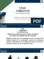 Arboleda German - Vías Urbanas.pptx