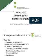 Introdução a EletronicaDigital- Aula 01