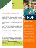SEMILLERITOS DEL SABER