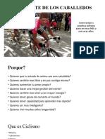 EL DEPORTE DE LOS CABALLEROS