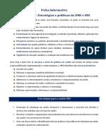 Atividade 2 - Estratégias e políticas da OMS e SNS