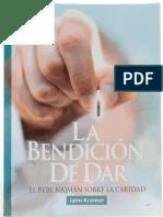 LA BENDICION DEL DAR Rebe Najman.pdf