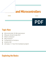 Arduino and Microcontrollers.pdf
