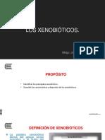 11. Xenobióticos