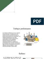 Items de La Obra