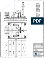 001-General Arrangement_Spud Barge