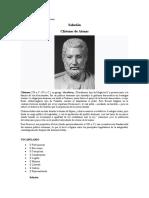 BIOGRAFÍA Y VOCABULARIO DE ETICA-VALERIA ARENAS