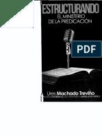 ESTRUCTURANDO EL MINISTERIO DE LA PREDICACION