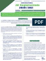 Convocatoria Pase Reglamentado CCH UNAM 2020