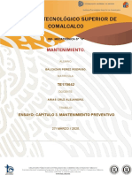 Ensayo de mantenimiento-Unidad 3- BALCAZAR PEREZ RODRIGO.pdf.pdf