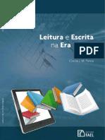 Livro - Leitura e Escrita na Era Digital