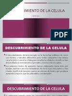 DESCUBRIMIENTO DE LA CELULA (4)