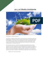 Los Drones y el Medio Ambiente