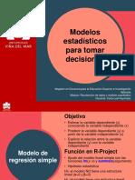 Modelos estadísticos