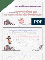 Organizacion Pedagogica