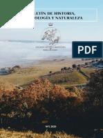 Boletín Asociación Histórico-Arqueológica de Tudela de Duero Nº1 (2020)