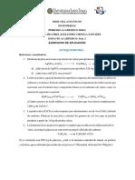 Taller. estequiometría, rendimiento, reactivo en exceso y limite (1)
