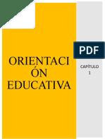 5-. Capítulo 1 Orientación Educativa