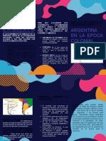 argentina en la epoca colonial